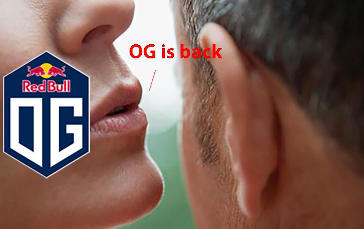 OG xác nhận trở lại vào tháng 2 tới nhưng không đi kèm với thông tin về đội hình