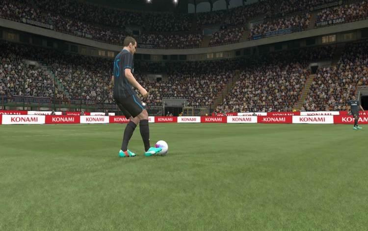 Đá PES như Pro Player: Chuyền bóng trong PES từ cơ bản đến nâng cao (Phần 2)