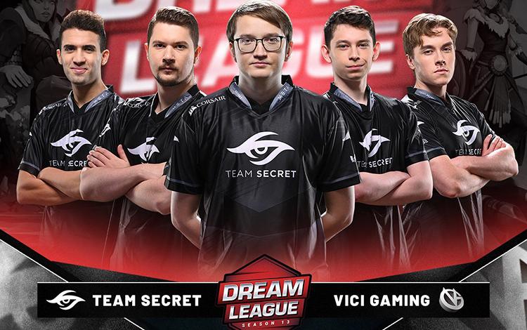 Bảng B Leipzig Major: Vici Gaming vs Secret - Lộ diện chung kết sớm?