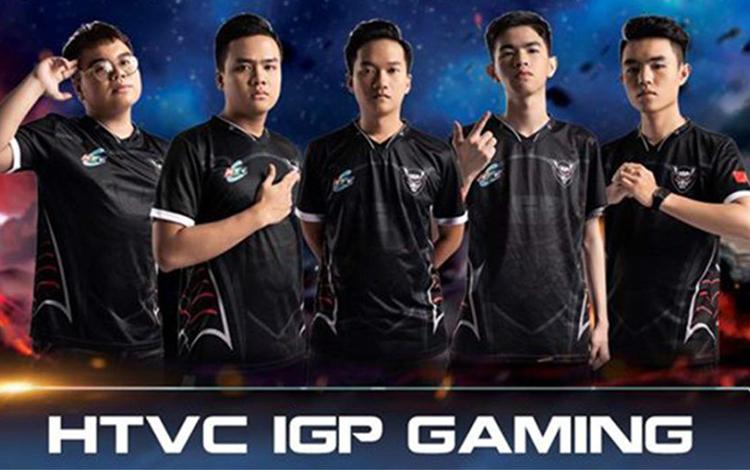 Muốn vô địch HTVC IGP Gaming cần phải làm gì?