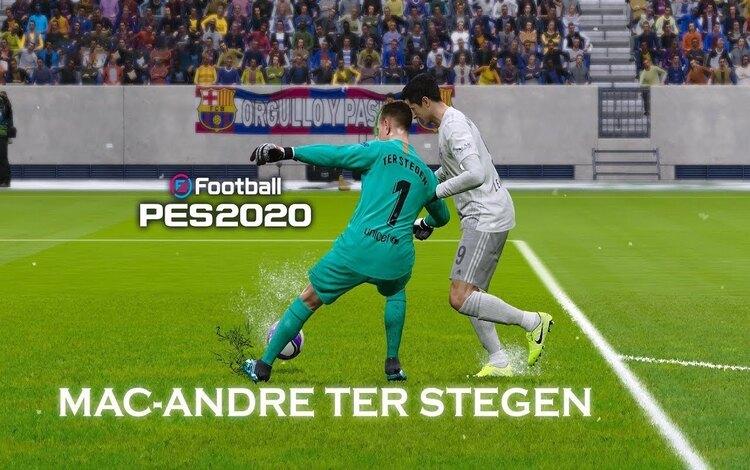 Top 10 cầu thủ La Liga xuất sắc nhất trong PES 2020 (phần 1)