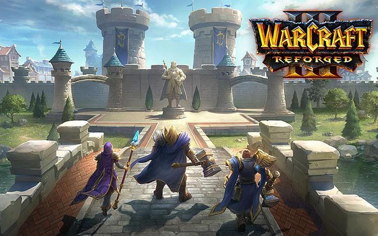 Đếm ngược ngày ra mắt Warcraft 3 Reforged