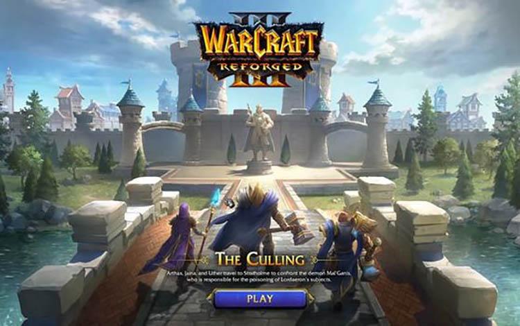 Chi tiết bản về vá đầu tiên của Warcraft 3 Reforged