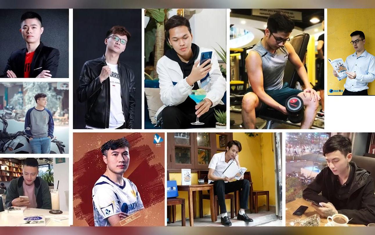 VEC công bố danh sách 10 game thủ đẹp trai nhất AoE Việt Nam
