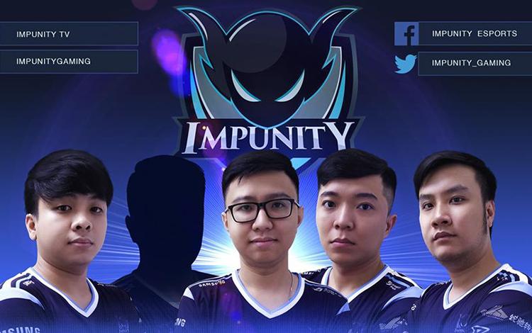 Impunity tái ngộ với T1 ở trận tứ kết vòng sơ loại ESL One Los Angeles