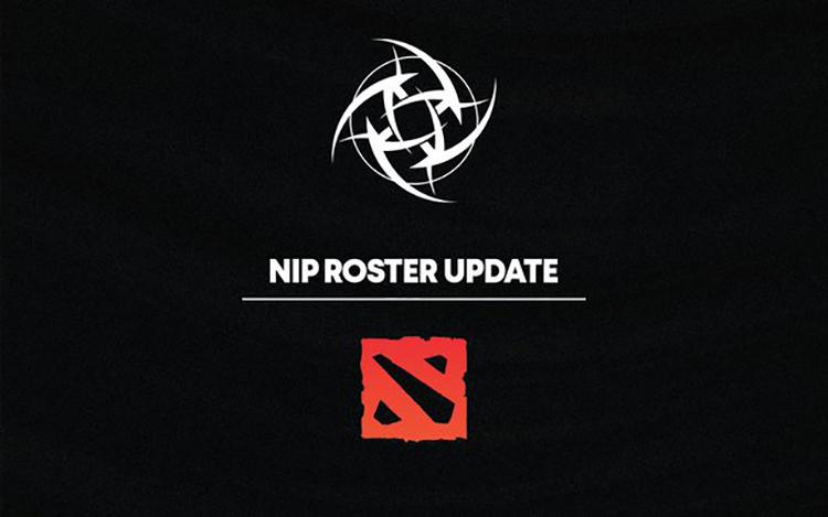 NiP thông báo đội hình mới, quyết tâm tranh vé Major tại khu vực châu Âu