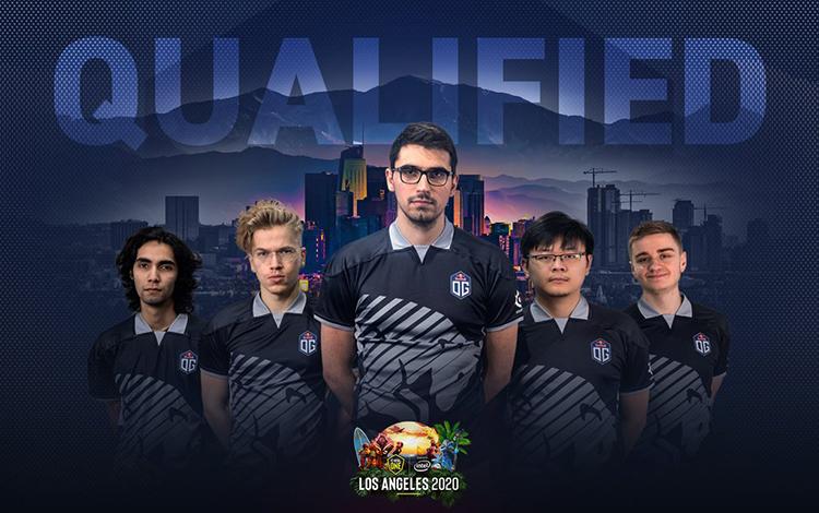 Vòng Closed Qualifier khu vực châu Âu: OG và Secret bỏ lỡ cơ hội đối đầu