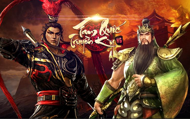 """Tam Quốc Truyền Kỳ H5 - Tựa game Tam Quốc nhập vai đa nền tảng  chính thức đầu quân """"dưới trướng"""" GTV"""