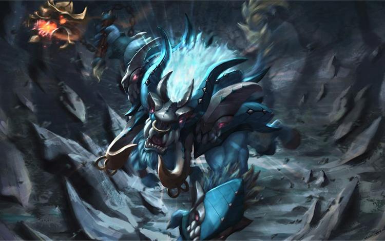 Guide Hero 7.24: Leo Rank cực dễ với Spirit Breaker Roaming