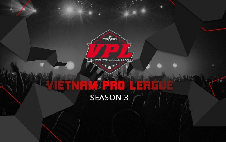 Giải đấu nghìn đô Vietnam Pro League Season 3 sẽ chính thức khởi tranh vào ngày 8/2