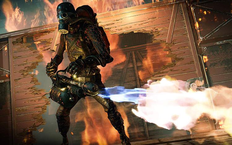 Đếm ngược thời điểm ra mắt Zombie Army 4: Dead War