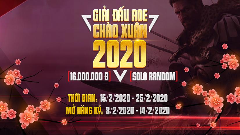 AOE CHÀO XUÂN 2020