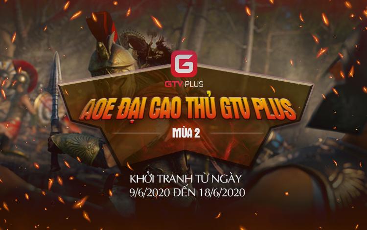 LUẬT THI ĐẤU - GIẢI ĐẤU AOE GTV PLUS ĐẠI CAO THỦ MÙA 2