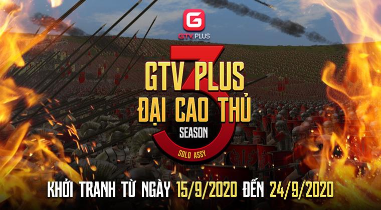 Cập nhật vòng sơ loại giải đấu AoE Đại cao thủ GTV Plus mùa 3