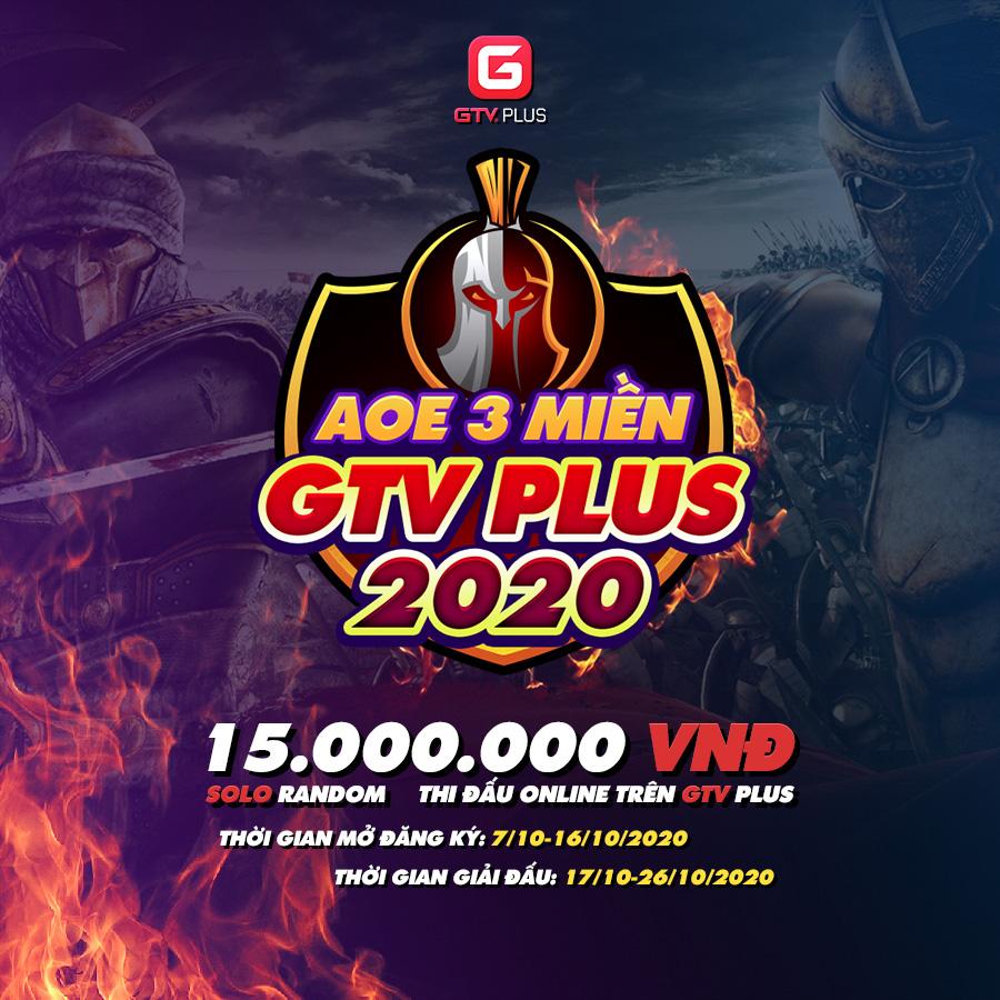 AOE 3 MIỀN GTV PLUS 2020
