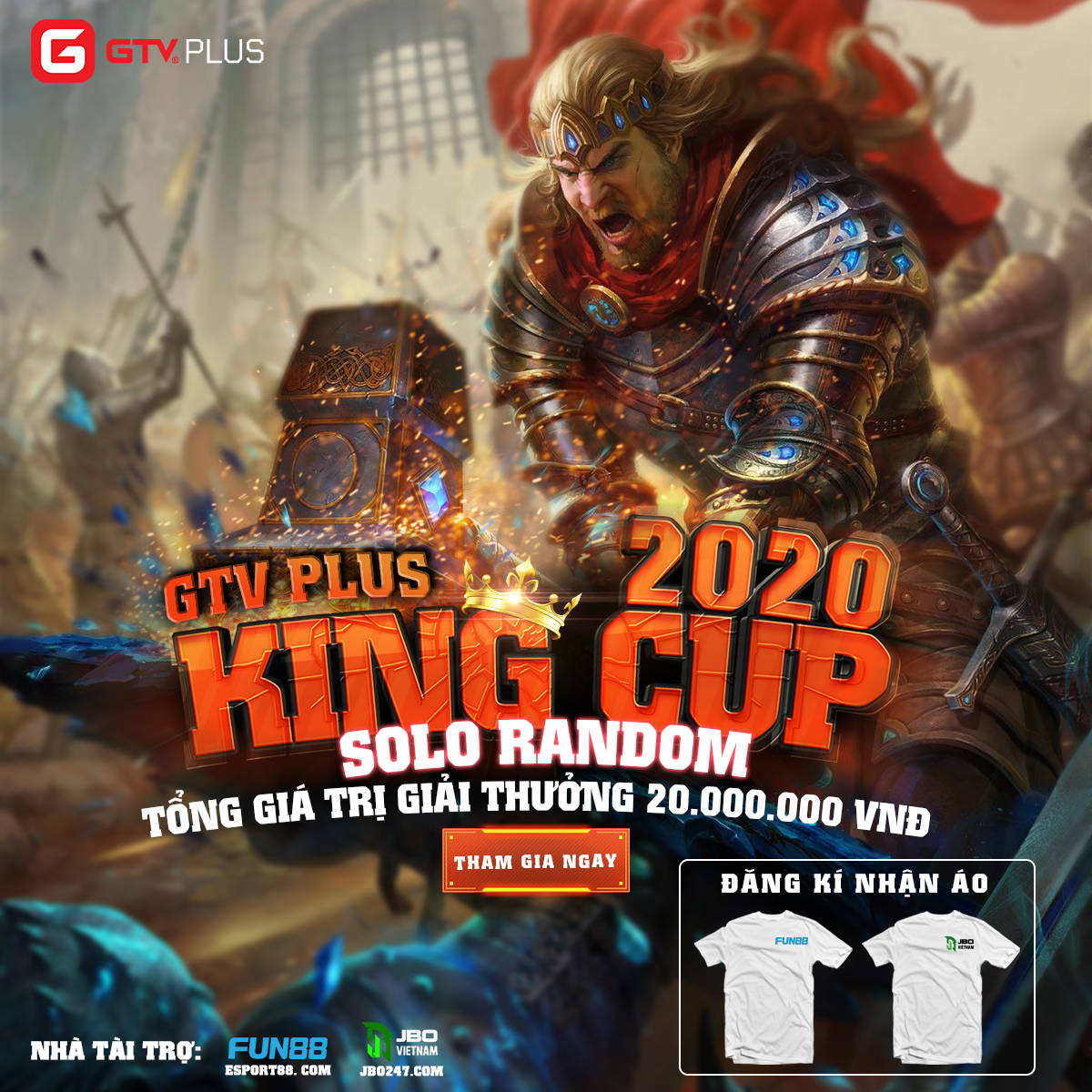 GTV PLUS KING CUP 2020